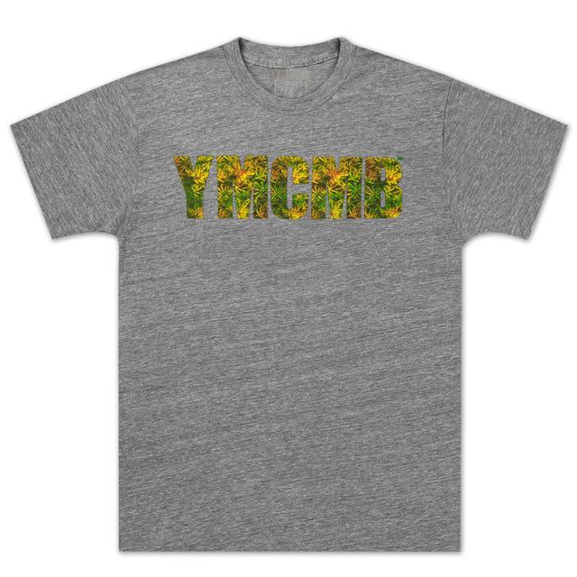 YMCMB Camo Hemp Logo T-Shirt