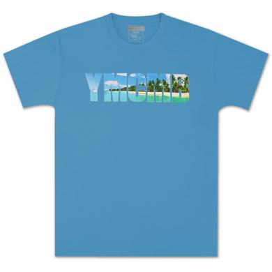 YMCMB Beach  Logo T-Shirt