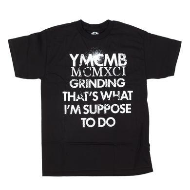 YMCMB Grinding T-Shirt