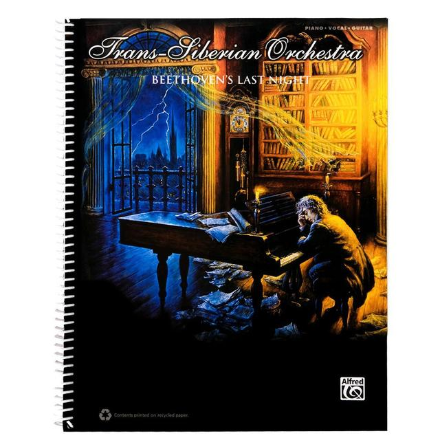 Trans-Siberian Orchestra - Beethovens Last Night Songbook
