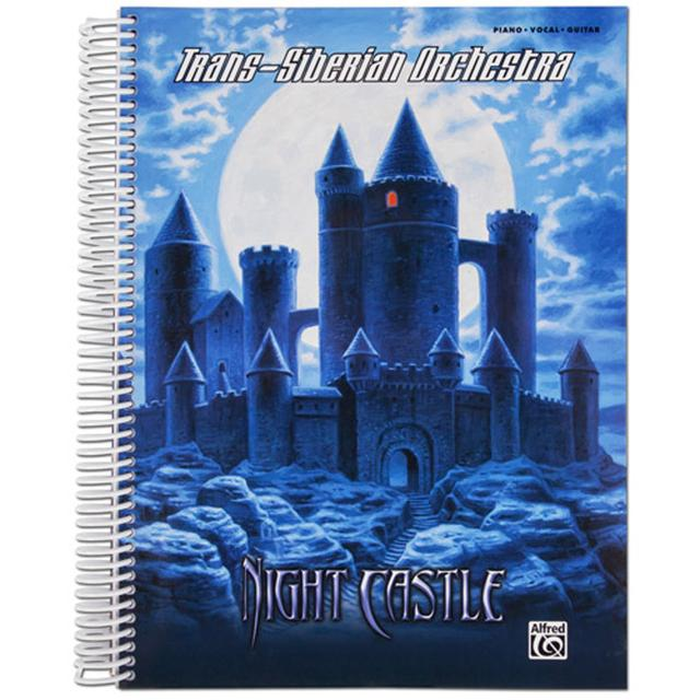Trans-Siberian Orchestra Night Castle Songbook