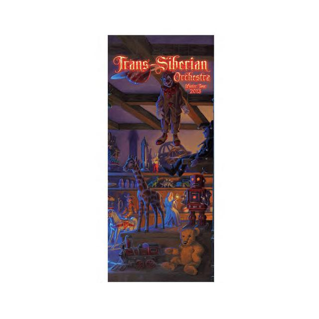 Trans-Siberian Orchestra West  - The 2013 - 2014 Lost Xmas Eve CD with Commemorative Booklet