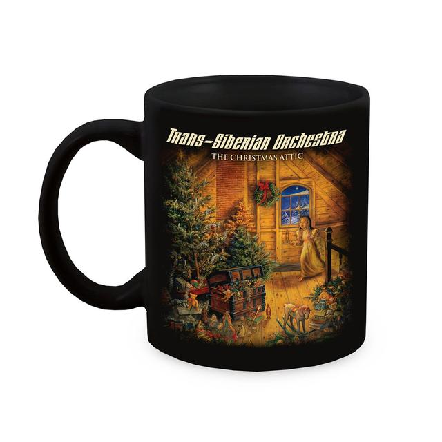 Trans-Siberian Orchestra The Christamas Attic Mug