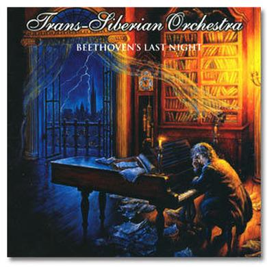 Trans-Siberian Orchestra's Beethoven's Last Night CD