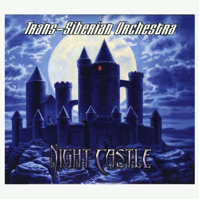 Trans-Siberian Orchestra's Night Castle CD