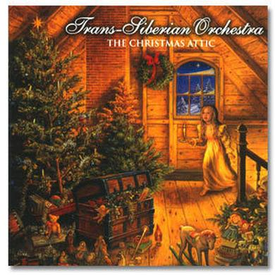 Trans-Siberian Orchestra's The Christmas Attic CD