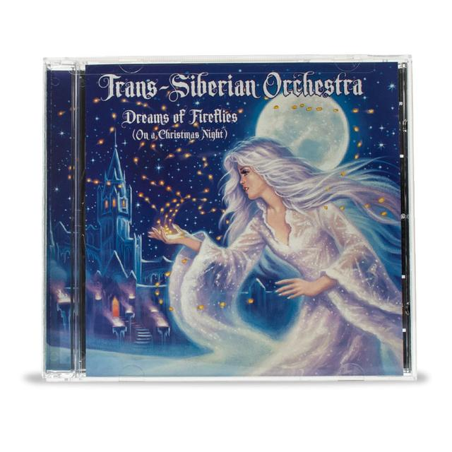Trans-Siberian Orchestra Dreams of Fireflies CD