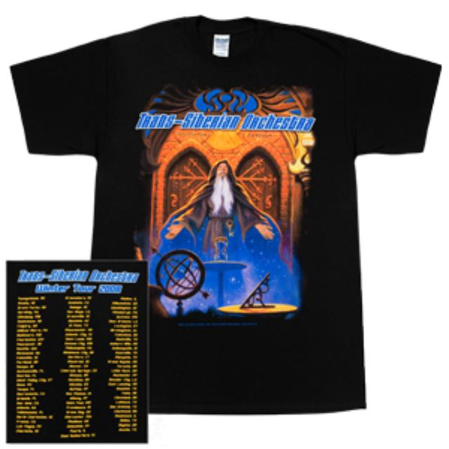 Trans-Siberian Orchestra Palace Wizard T-Shirt
