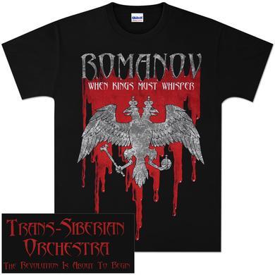 Trans-Siberian Orchestra Romanov T-Shirt