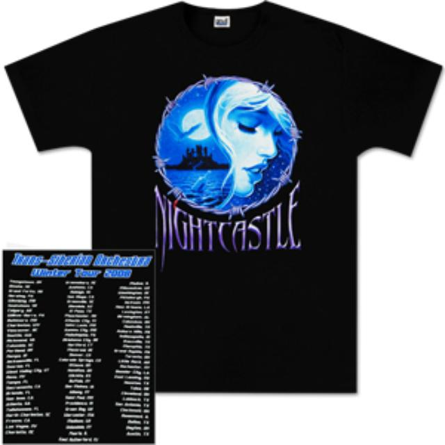 Trans-Siberian Orchestra Sea of Tears Tour T-Shirt