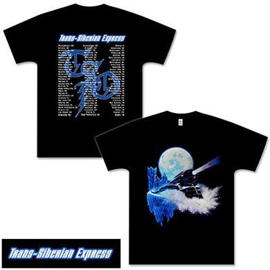 Trans-Siberian Orchestra Exclusive Men's Train T-Shirt