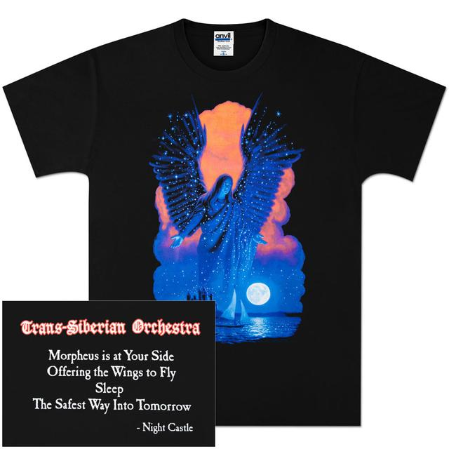 Trans-Siberian Orchestra Morpheus T-Shirt