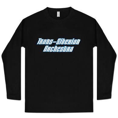 Trans-Siberian Orchestra Slanted Logo Thermal Shirt