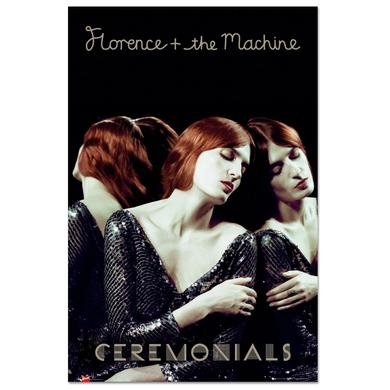 Florence and The Machine Ceremonials Poster