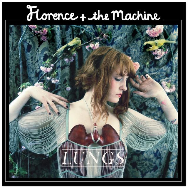 Florence and The Machine - Lungs CD