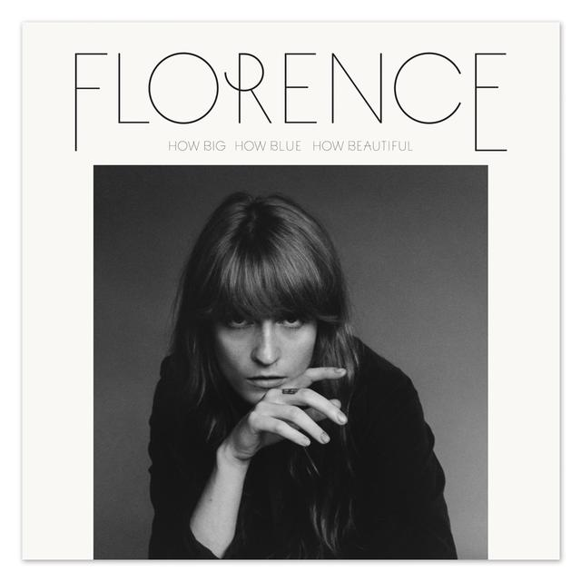 Florence and The Machine How Big, How Blue, How Beautiful Deluxe CD