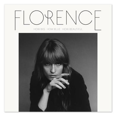 Florence and The Machine How Big, How Blue, How Beautiful Standard CD