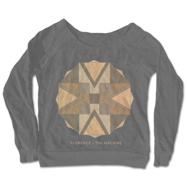 Florence and The Machine Raw Geometry Fleece