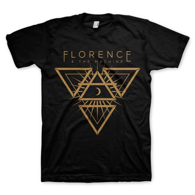Florence and The Machine 3 Point Moon Tee