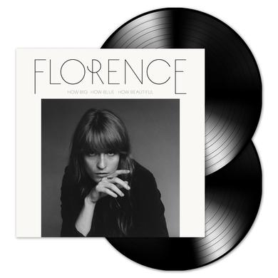 "Florence and The Machine How Big, How Blue, How Beautiful 12"" Vinyl"