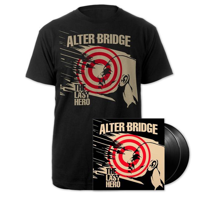 Alter Bridge The Last Hero LP + Tee Bundle