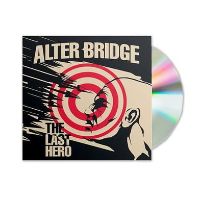 Alter Bridge The Last Hero CD