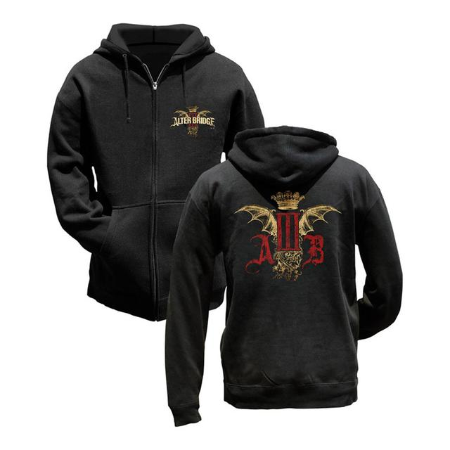 "Alter Bridge """"King Wing"""" Zip Hoodie"