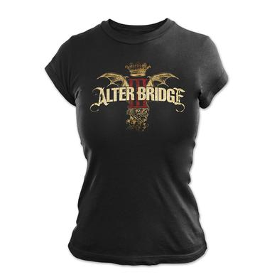 "Alter Bridge """"King Wing"""" Ladies Tee"
