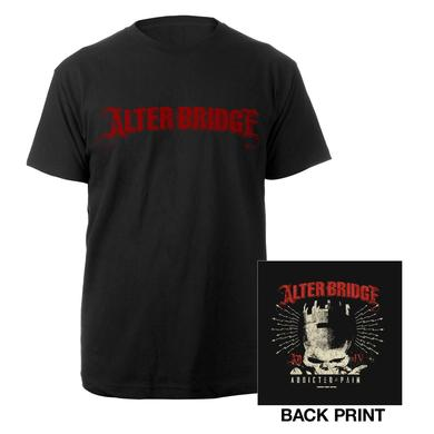 Alter Bridge Addicted To Pain Tee
