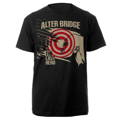 Alter Bridge The Last Hero Album Art Tee