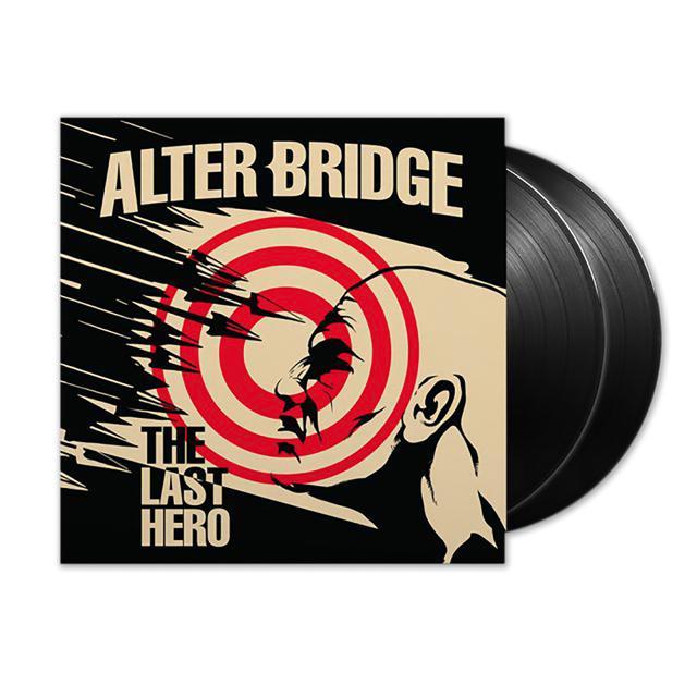 Alter Bridge The Last Hero 2LP