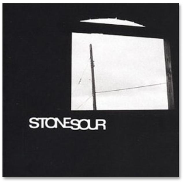Stone Sour Self-Titled CD