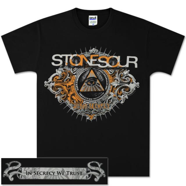 Stone Sour In Secrecy We Trust T-Shirt