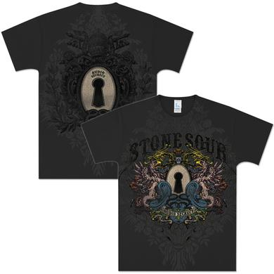 Stone Sour Key Hole T-Shirt