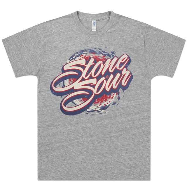 Stone Sour Racing Logo T-Shirt