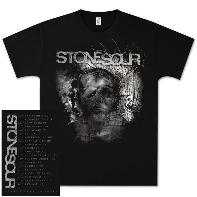 Stone Sour House of Gold Tour T-Shirt