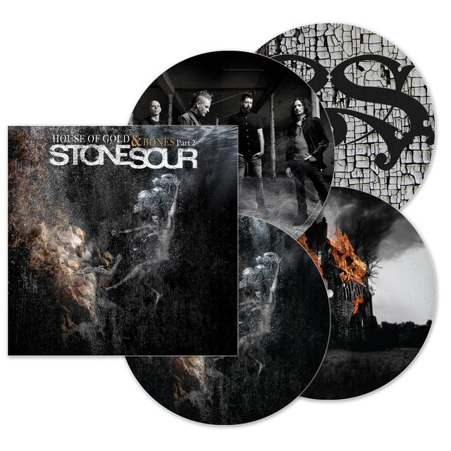 Stone Sour House of Gold and Bones Part 2 Picture Disc Vinyl
