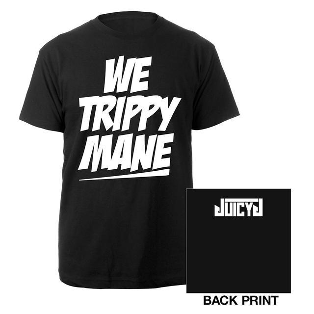 Juicy J We Trippy Mane Tee