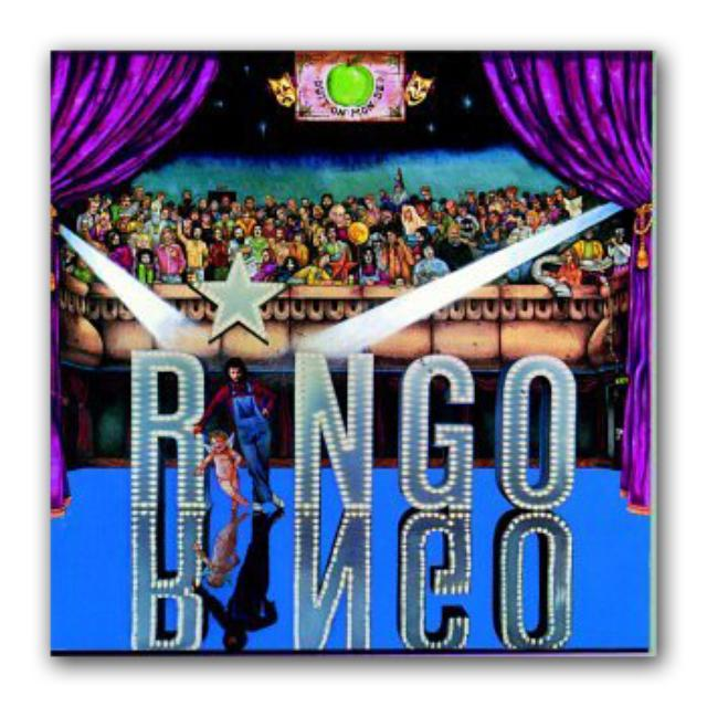 Ringo - Ringo Starr CD