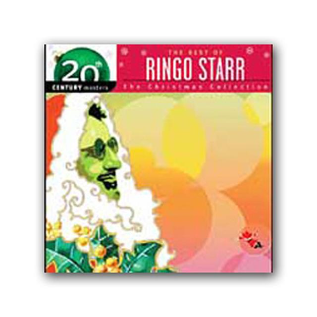 Ringo Starr Ringo's Christmas Collection CD