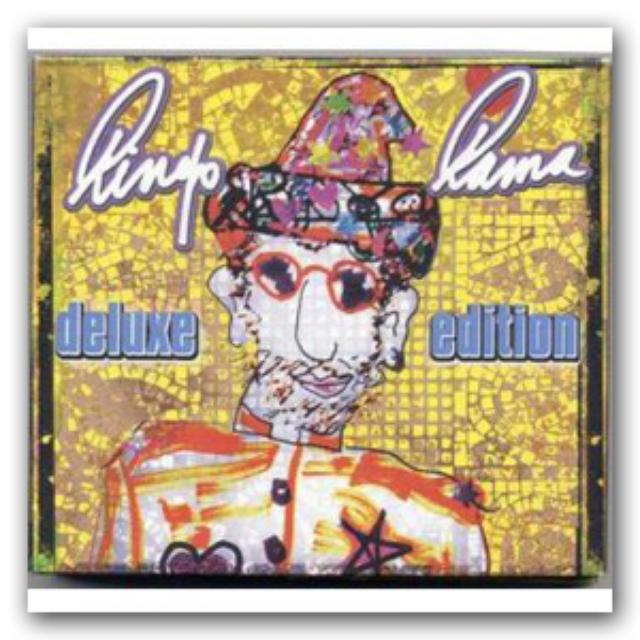 Ringo Starr Ringo - Rama Deluxe Edition 2 CD w/ DVD