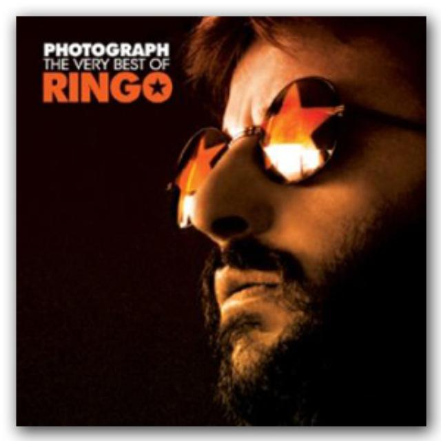 Ringo Starr Photograph: The Very Best of Ringo CD/DVD