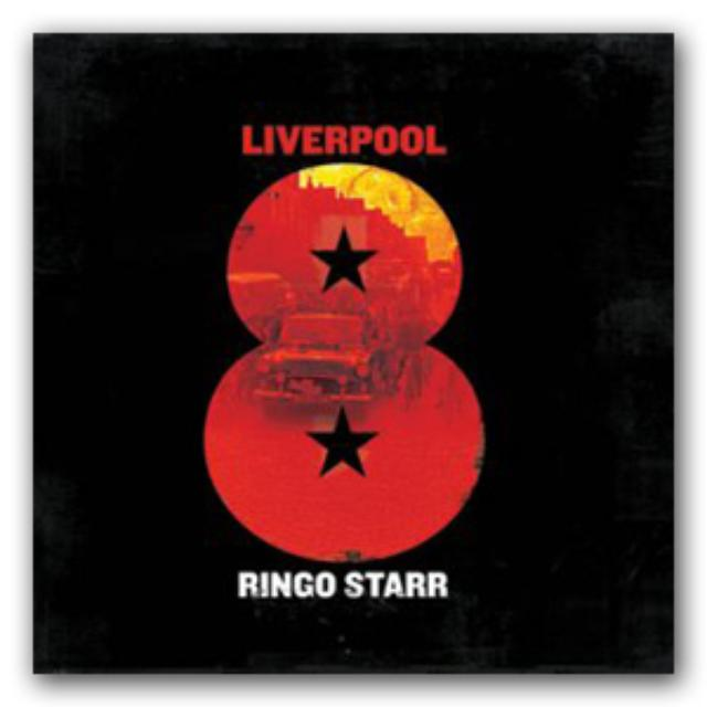 Ringo Starr Ringo - Liverpool 8 CD