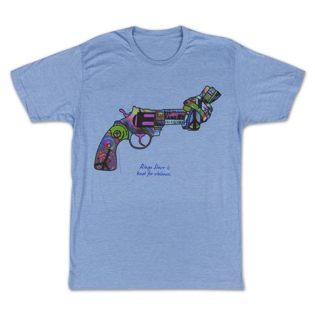 Ringo Starr Knot for Violence T-Shirt