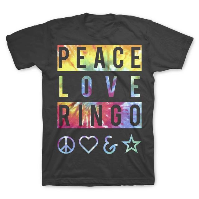 Ringo Starr PLR Banner T-Shirt