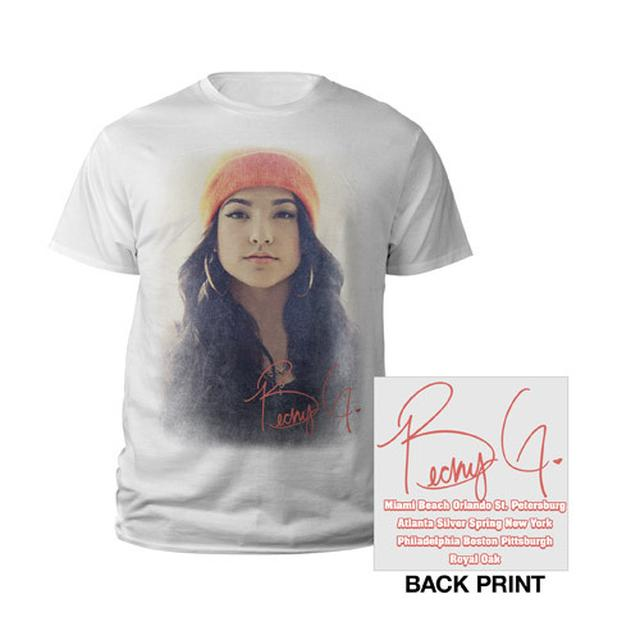 Becky G T Shirt | Portrait Youth Tee