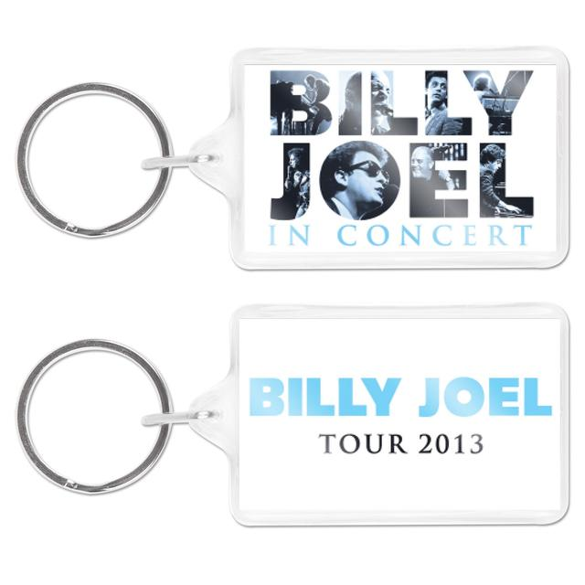 Billy Joel Picasso Keychain
