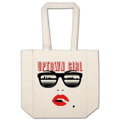 Billy Joel Reflection Tote Bag