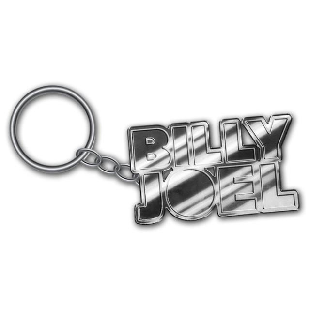 Billy Joel Admat  Logo Metal Keychain