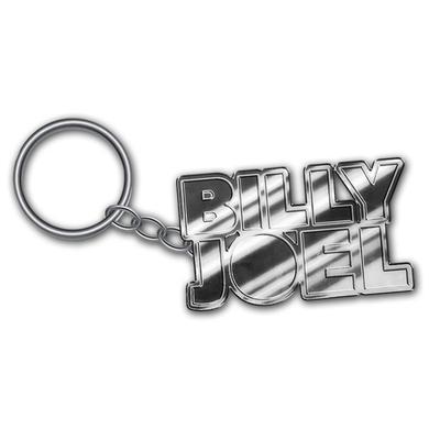 Billy Joel Admat  Logo Metal Keychain